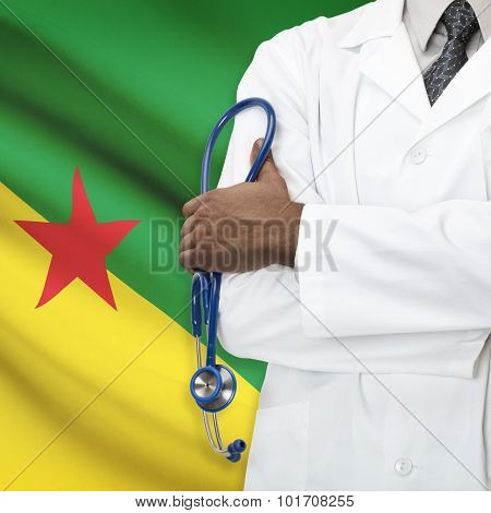 Concept Of National Healthcare System - French Guiana