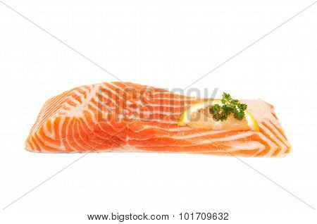 Raw Sea Trout Fillet