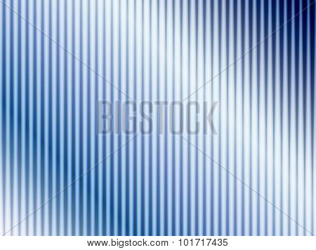 Blue Lines Abstract Background. Vector.