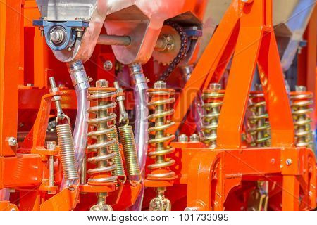 Shock Absorber Machinery