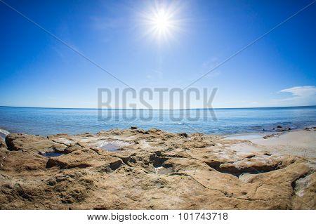 Hua Hin Beach Beautiful Moment