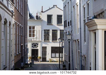 Street In Gouda