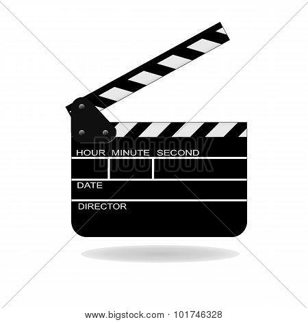 open movie slate