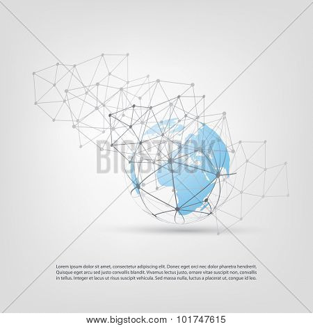 Cloud Computing and Networks Concept Design