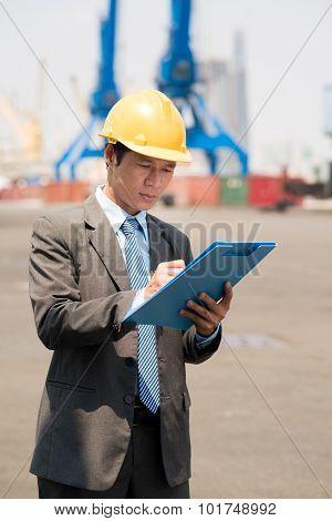 Port Inspector