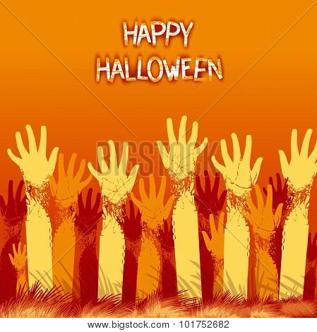 Halloween holiday design