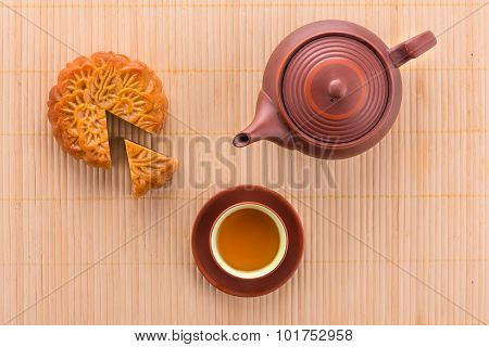 Chinese Dessert / Chinese Dessert Background / Traditional Chinese Dessert For Tea