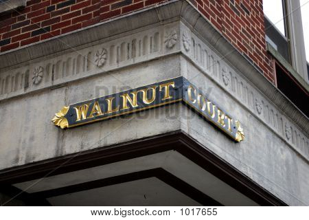 Walnut And Court