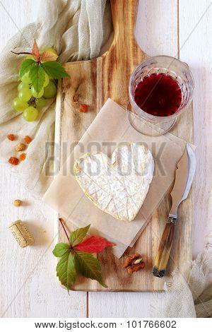 Coeur De Neufchatel Cheese, Cow Milk