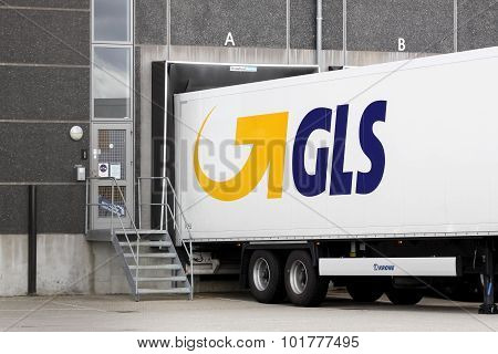 GLS logistic center