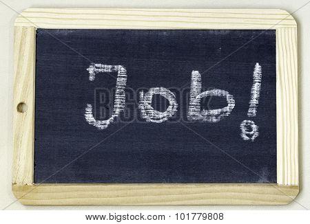 Job On Blackboard