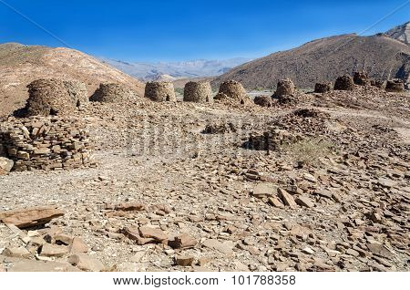 Prehistoric Tower Tombs At Al Ain