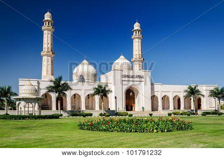 Sultan Qaboos Grand Mosque, Salalah, Sultanate Oman