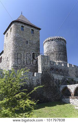 View On Bedzin Castle In Poland,  Upper Silesia