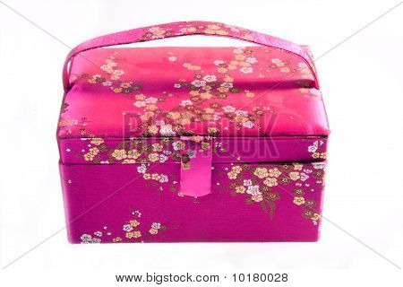 Pink Sewing Kit