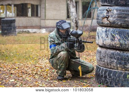 Extreme Sport Paintball