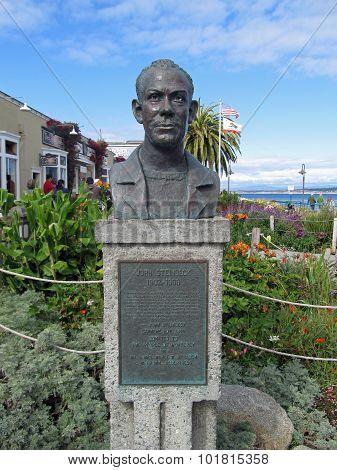 Bust of John Steinbeck