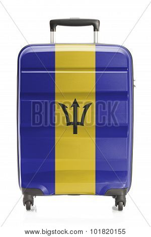 Suitcase With National Flag Series - Barbados