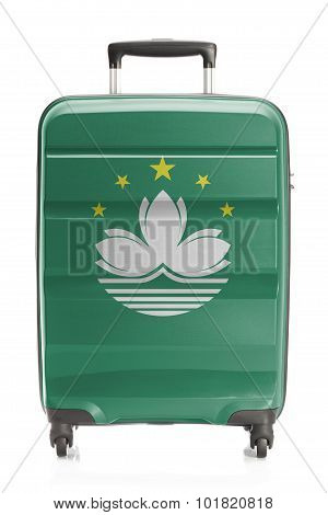 Suitcase With National Flag Series - Macau