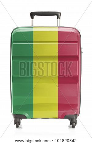 Suitcase With National Flag Series - Mali