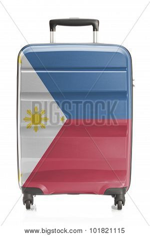 Suitcase With National Flag Series - Philippines