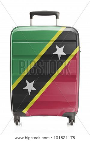Suitcase With National Flag Series - Saint Kitts And Nevis
