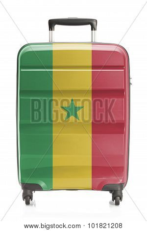 Suitcase With National Flag Series - Senegal