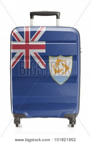 Suitcase With National Flag Series - Anguilla