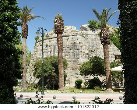 Bastion Fortress Neratzia