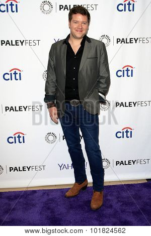LOS ANGELES - SEP 12:  Harry M Ford at the PaleyFest 2015 Fall TV Preview - CBS Code Black at the Paley Center For Media on September 12, 2015 in Beverly Hills, CA
