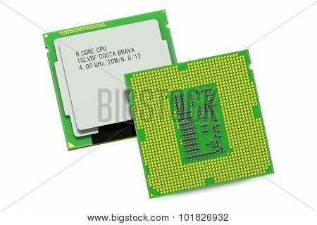 Cpu Computer Processor Unit