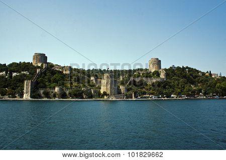 Rumeli Fortress (rumelihisari). Istanbul