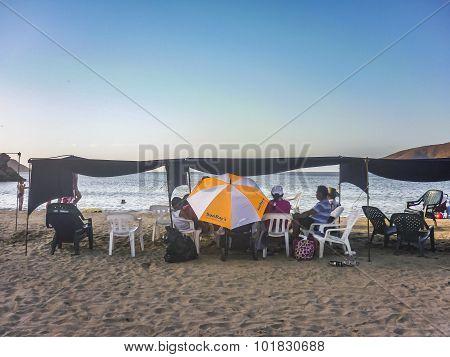 Tayrona National Park Bahia Concha Beach