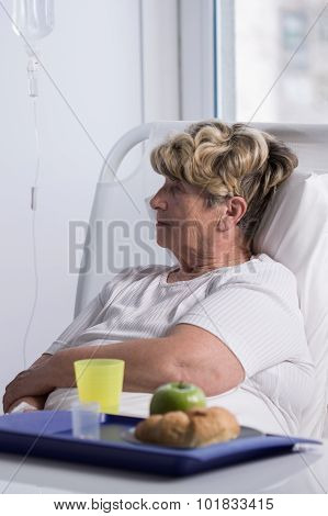 Patient Food In Hospital
