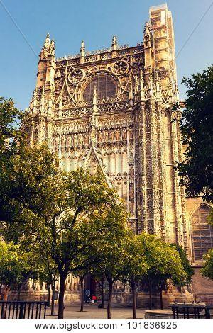 La Giralda in Sevilla, Spain
