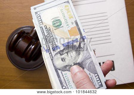 Bribe Dollars