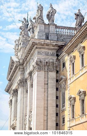Cathedral Of St. John Lateran