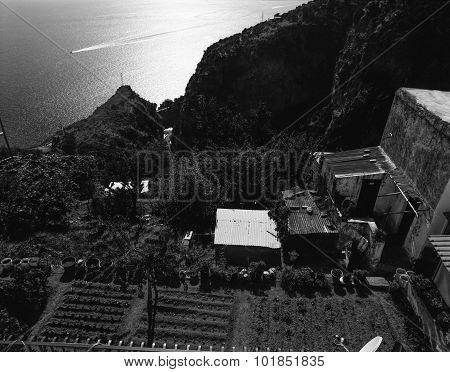 Amalfitan coast, Conca Dei Marini