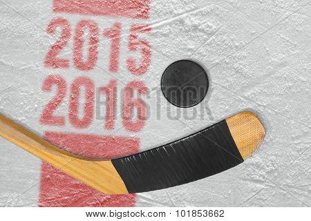 2015-2016 Hockey Season