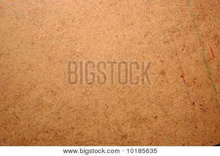 Empty Cardboard Texture For Scrapbooking