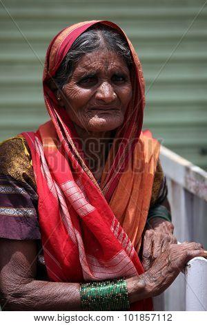 Pilgrim Grandma