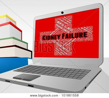 Kidney Failure Shows Lack Of Success And Ailment