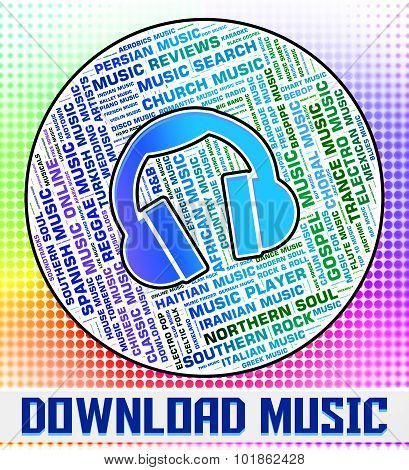 Download Music Indicates Sound Tracks And Acoustic