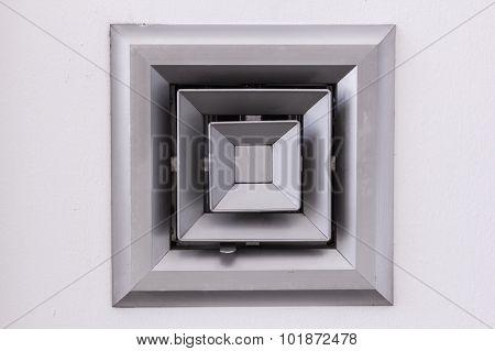 Aluminum Ceiling Diffuser