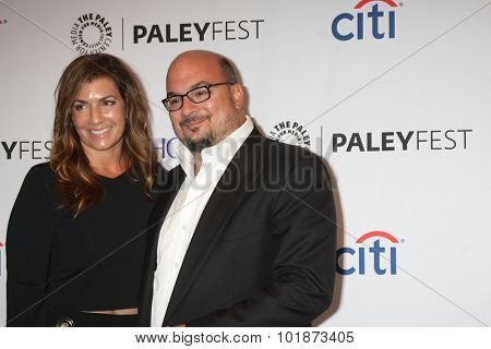 LOS ANGELES - SEP 16:  Anthony E. Zuiker at the PaleyFest 2015 Fall TV Preview -