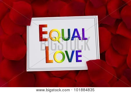 Equal Love Card