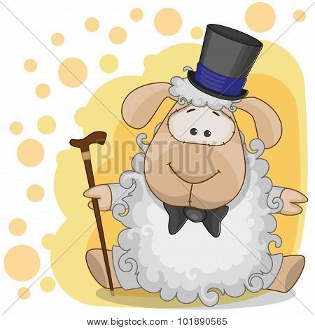 Sheep In A Hat