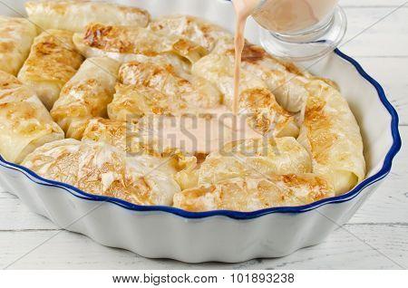 Stuffed Cabbage Rolls