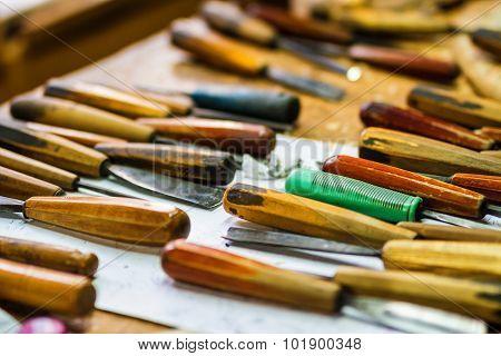 Carpenter Working Tools