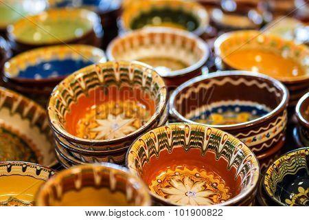 Clay Pot Market